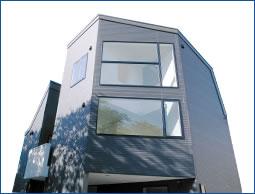 世田谷地域/都市型の木造3階建